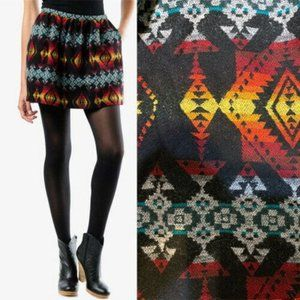 Pendleton X Skirt Opening Ceremony Wool Lined